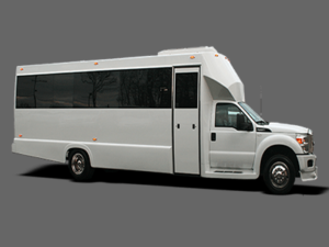 22-PAX-Limo-Bus-Exterior